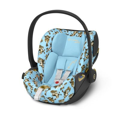 Autosedačka Cybex Cloud Z i-Size Jeremy Scott Cherubs Blue