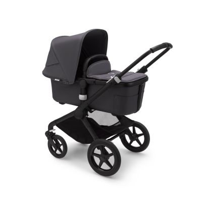 Bugaboo Fox2 complete Black/Steel Blue