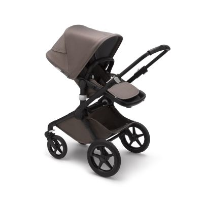 Bugaboo Fox2 complete Black/Mineral Taupe