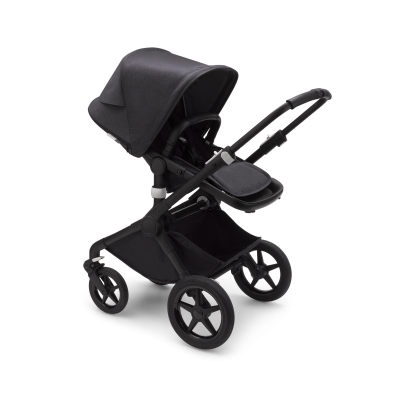 Bugaboo Fox2 complete Black/Mineral Washed Black